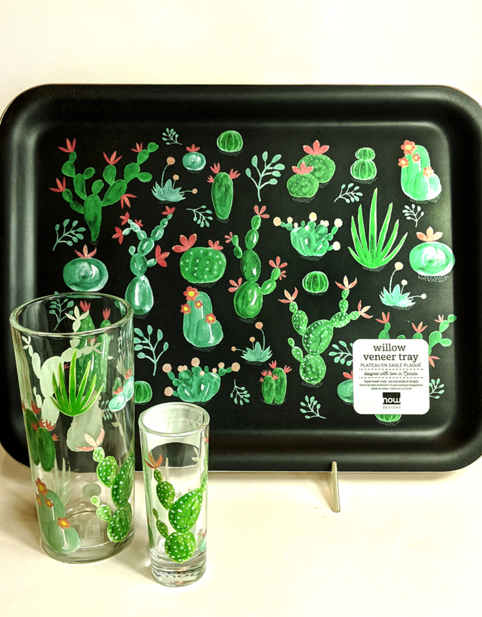 Now Designs Cacti Tumbler