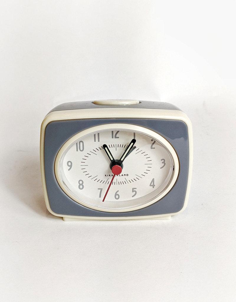 Kikkerland Classic Alarm Clock