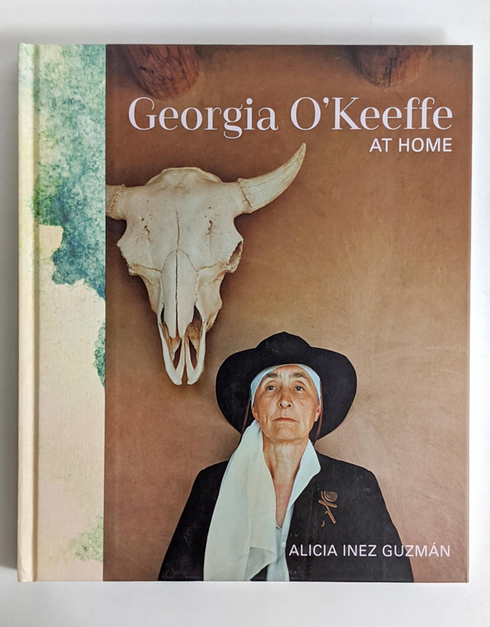 Hachette Georgia O'Keeffe At Home