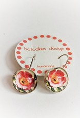 Hotcakes Design Hotcakes Art Earrings