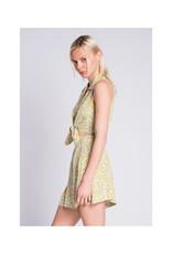 Skylar Madison Floral Print High Waist Shorts