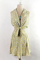 Skylar Madison Floral Sleeveless Crop Top