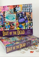 Gibbs Smith Day of the Dead Puzzle