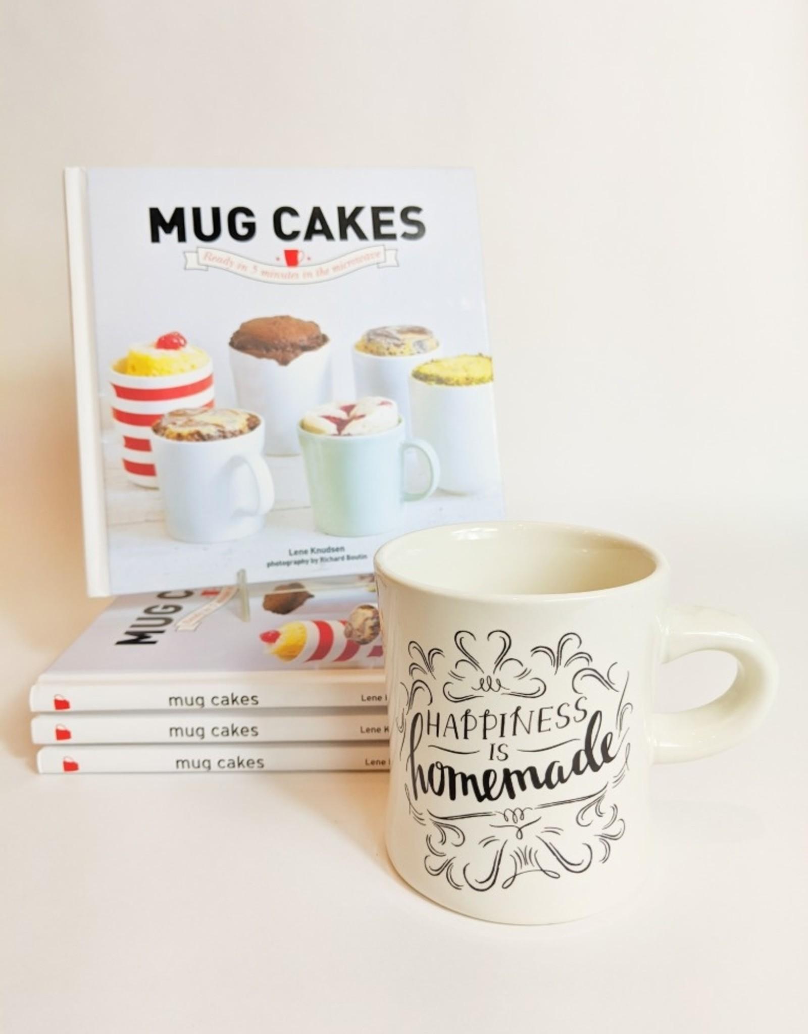 Hachette Book Mug Cakes