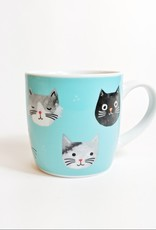 Now Designs Cats Meow Mug