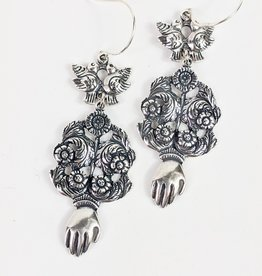 Tara Gasparian La Reina Earrings