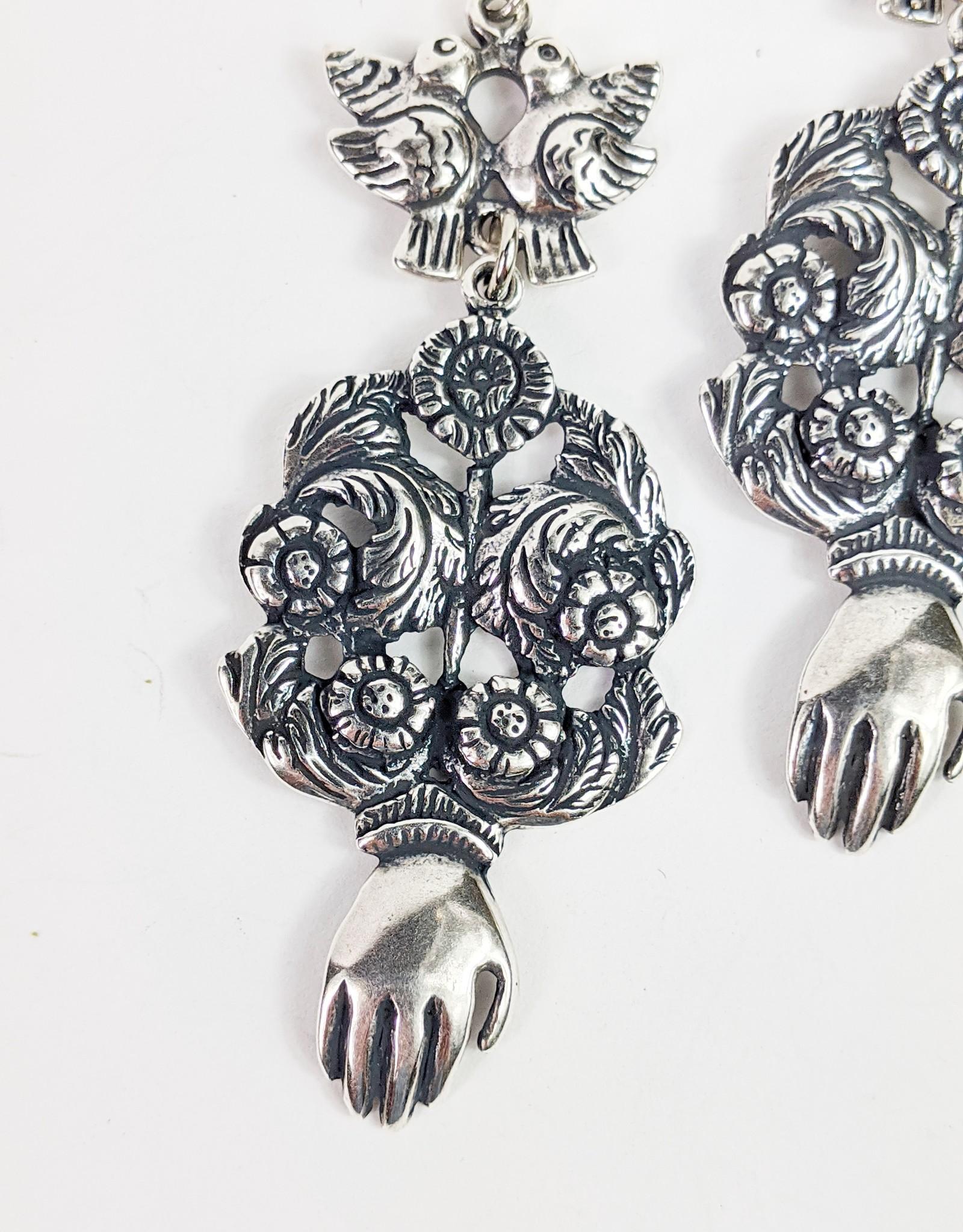 Tara Gasparian La Reina Earrings