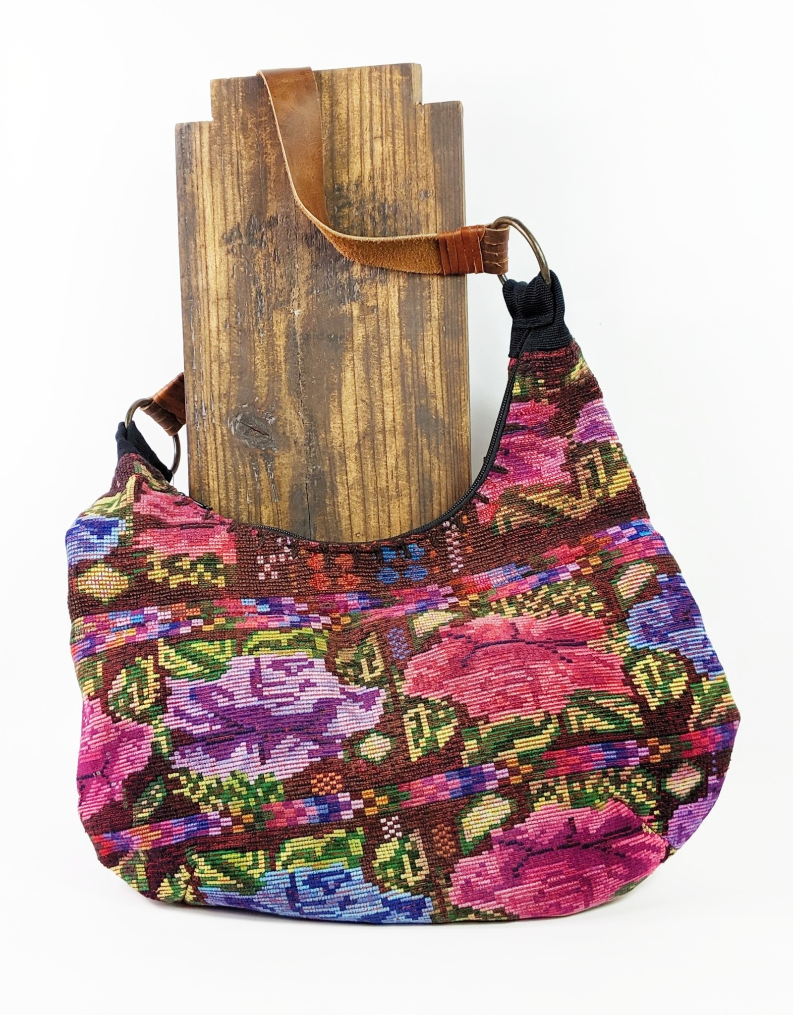 Altiplano Chichi Shoulder Bag w/Leather