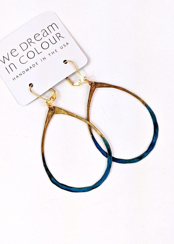 We Dream in Colour Corsica Earrings