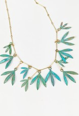 We Dream in Colour Bamboo Necklace