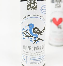 Flying Bird Bluebird Morning Tea