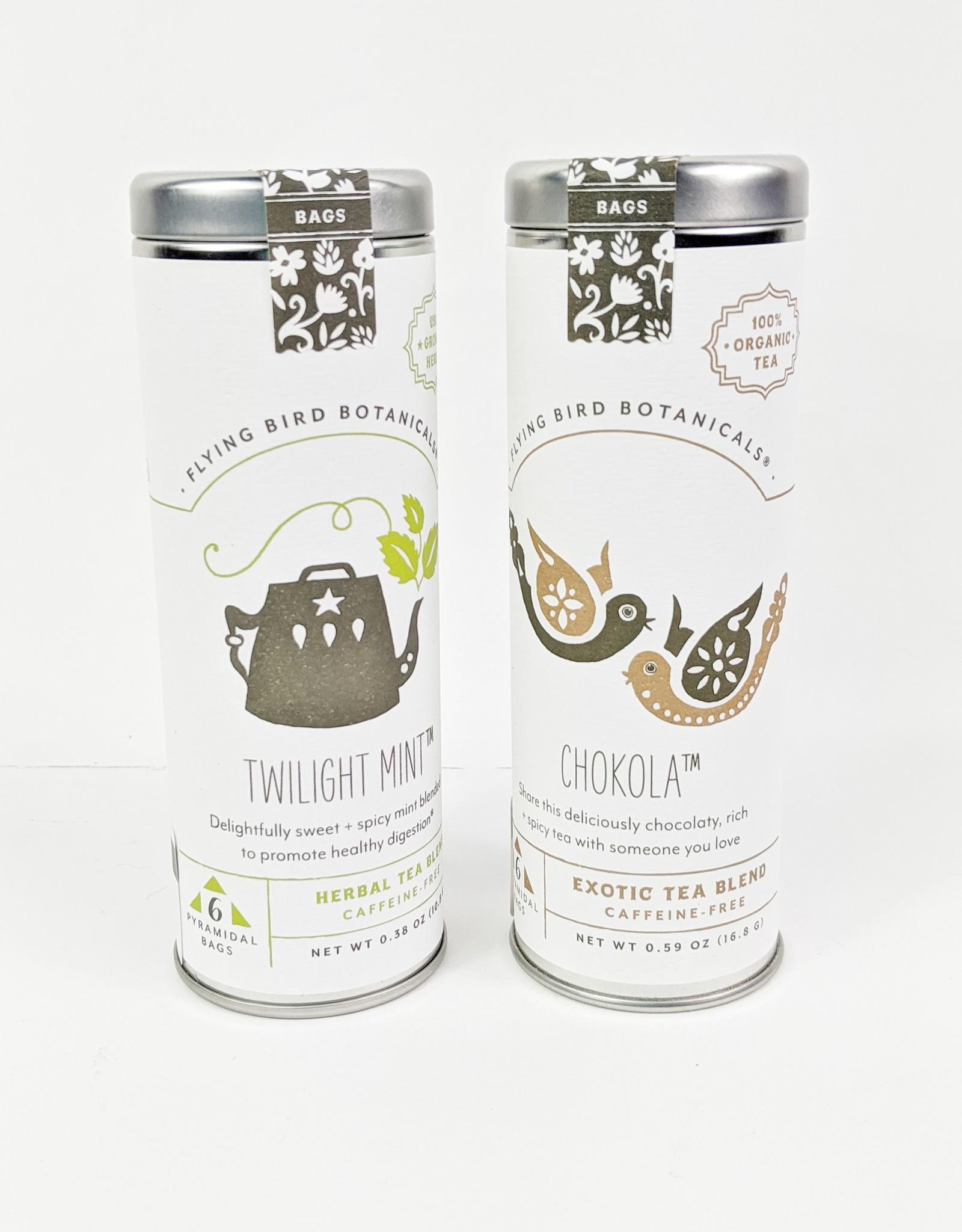 Flying Bird Twilight Mint Tea