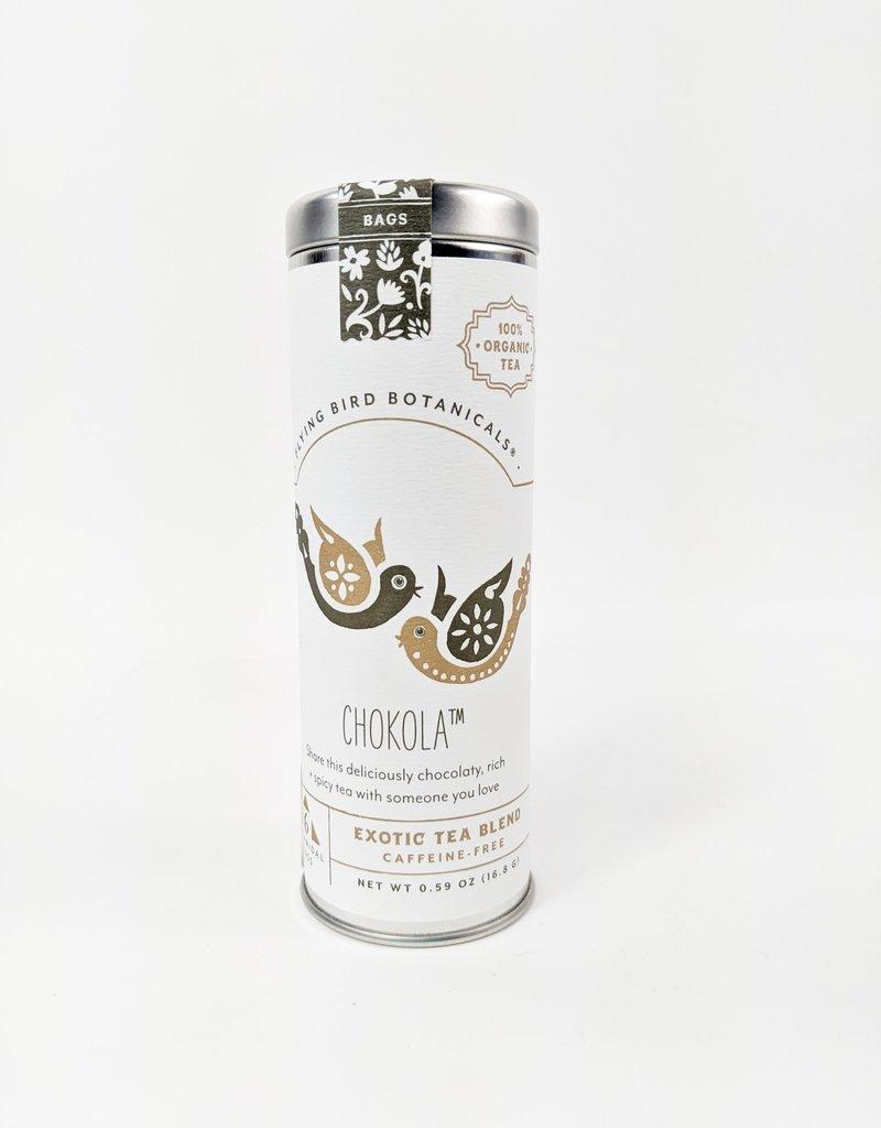 Flying Bird Chokola Tea