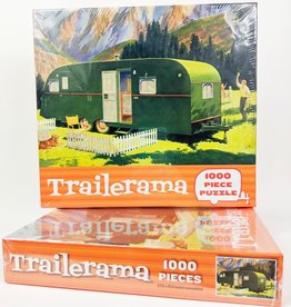 Gibbs Smith Trailerama Puzzle