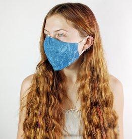Sans Souci Cotton Face Mask w/Filter Pocket