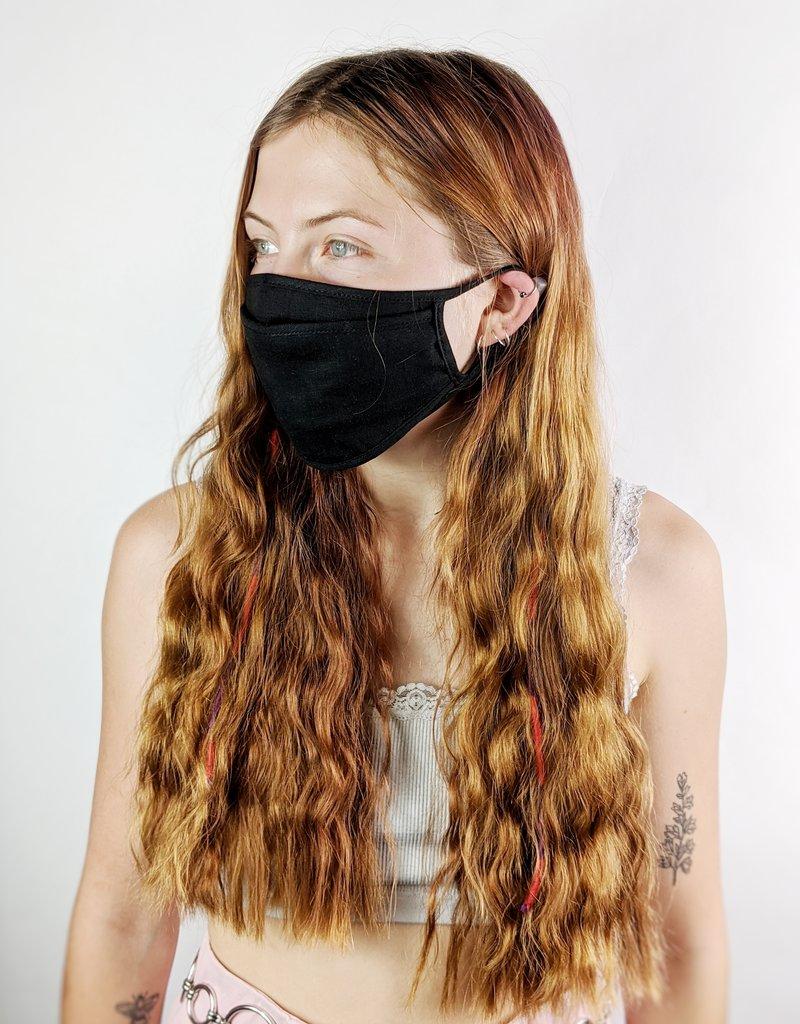 Anemone Organic Tencel Linen Facemask w/Filter Pocket