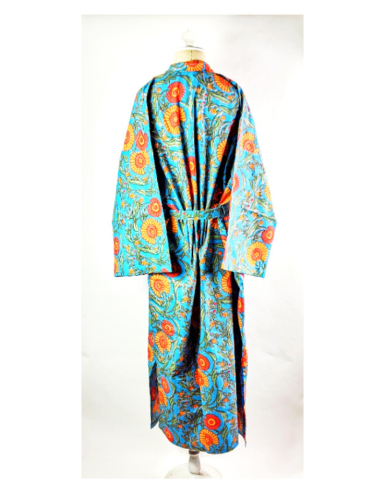 Indian Cotton Robe Rovies