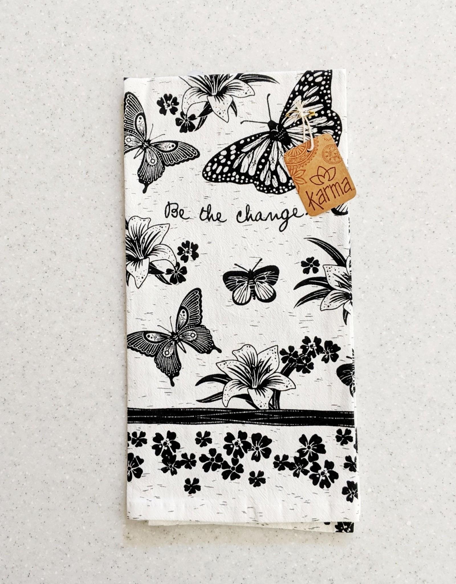 Karma Boho Tea Towel