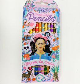 Eeboo Viva la Vida Double Sided Pencils