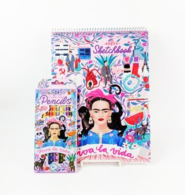 Eeboo Viva la Vida Sketchbook