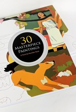 Peter Pauper Press Masterpiece Paintings