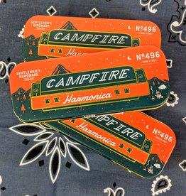 Wild & Wolf Campfire Harmonica