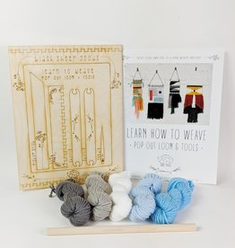 Black Sheep Tapestry Weaving Kit