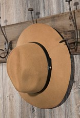 Urbanista Panama Hat w/Vegan Leather Band