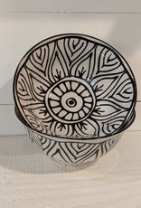 Now Designs Black Bloom Bowl