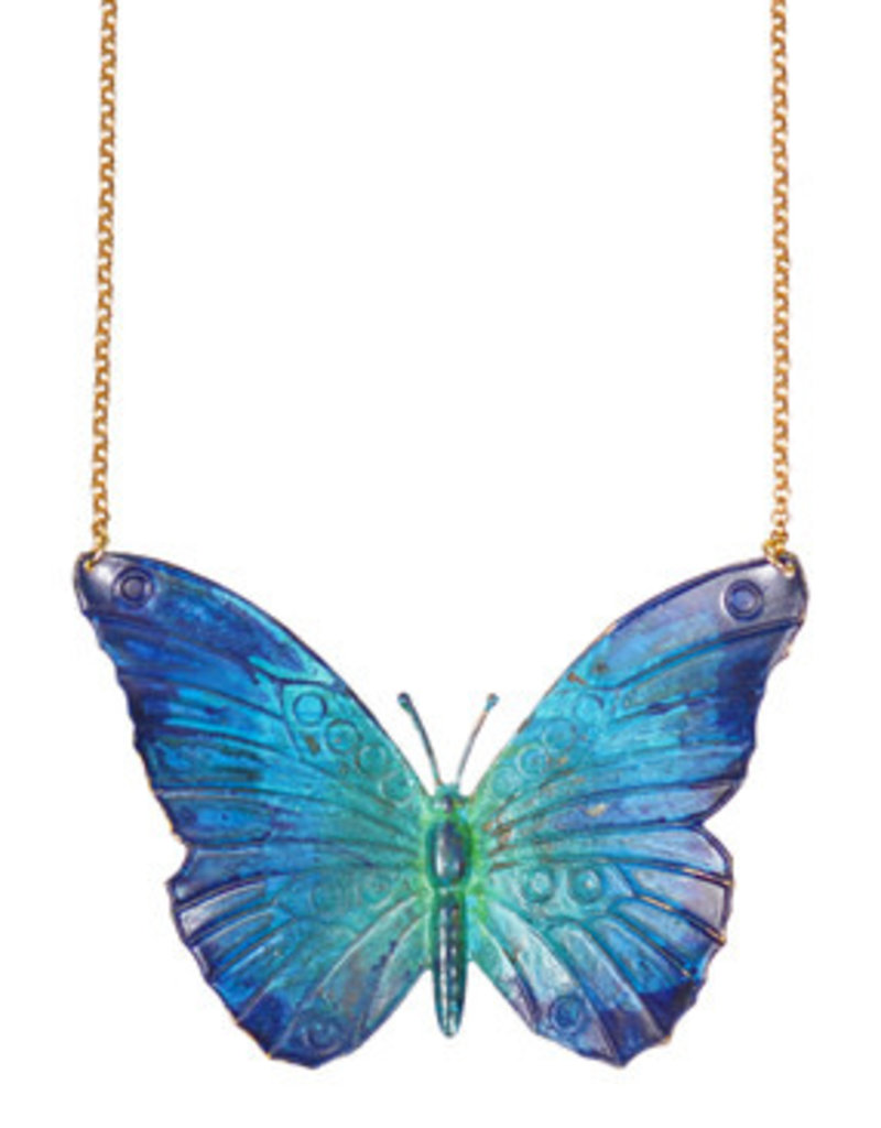 We Dream in Colour Hand Painted Paria Necklace