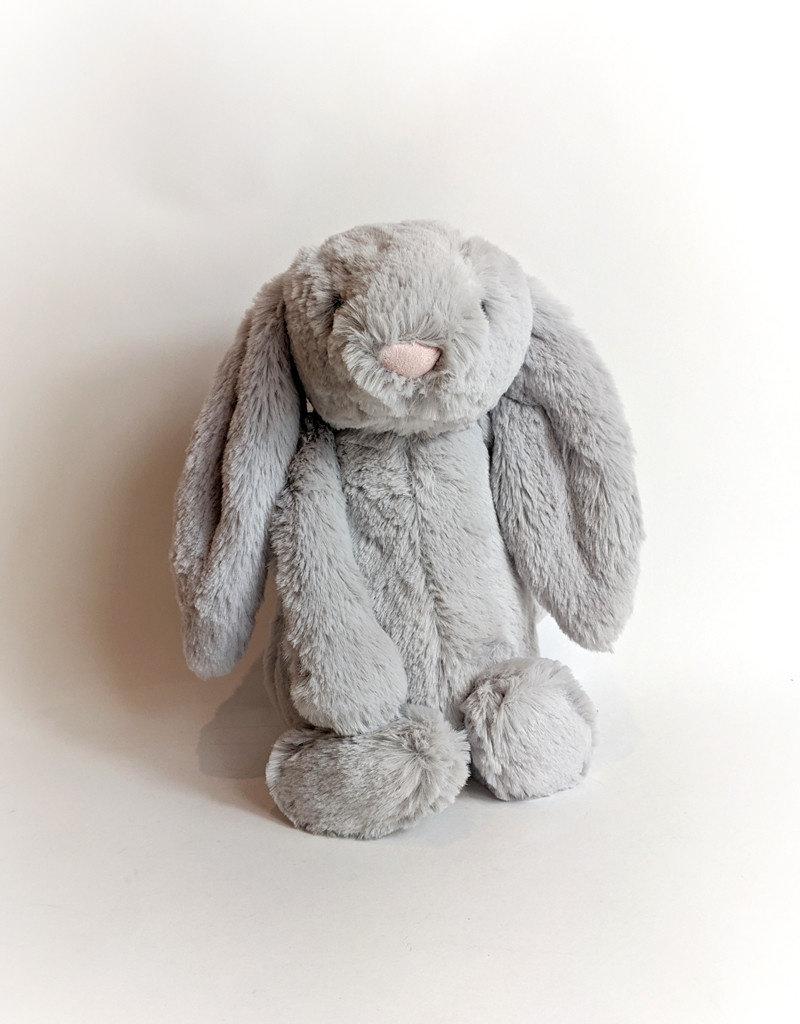 JellyCat Bashful Grey Bunny Medium