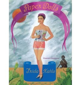 Chronicle Books Frida Kahlo Paper Dolls