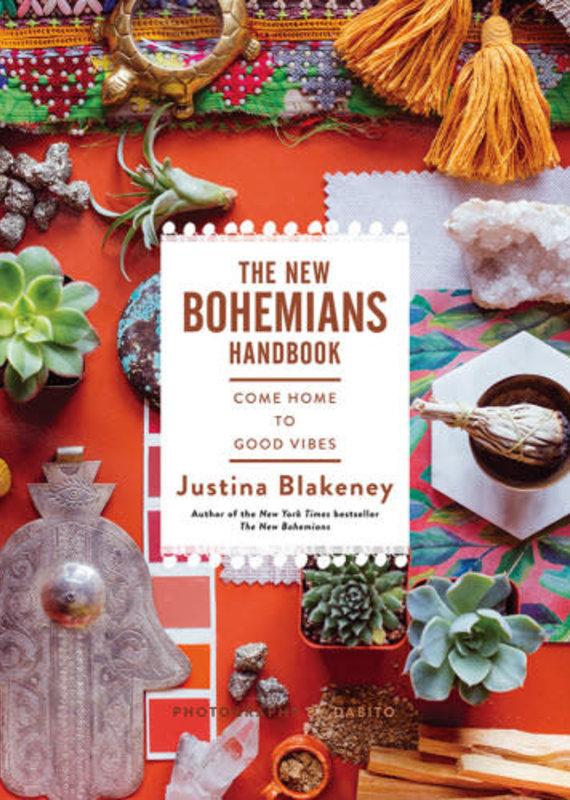 Abrams-Stewart Tabori & Chang New Bohemians Handbook