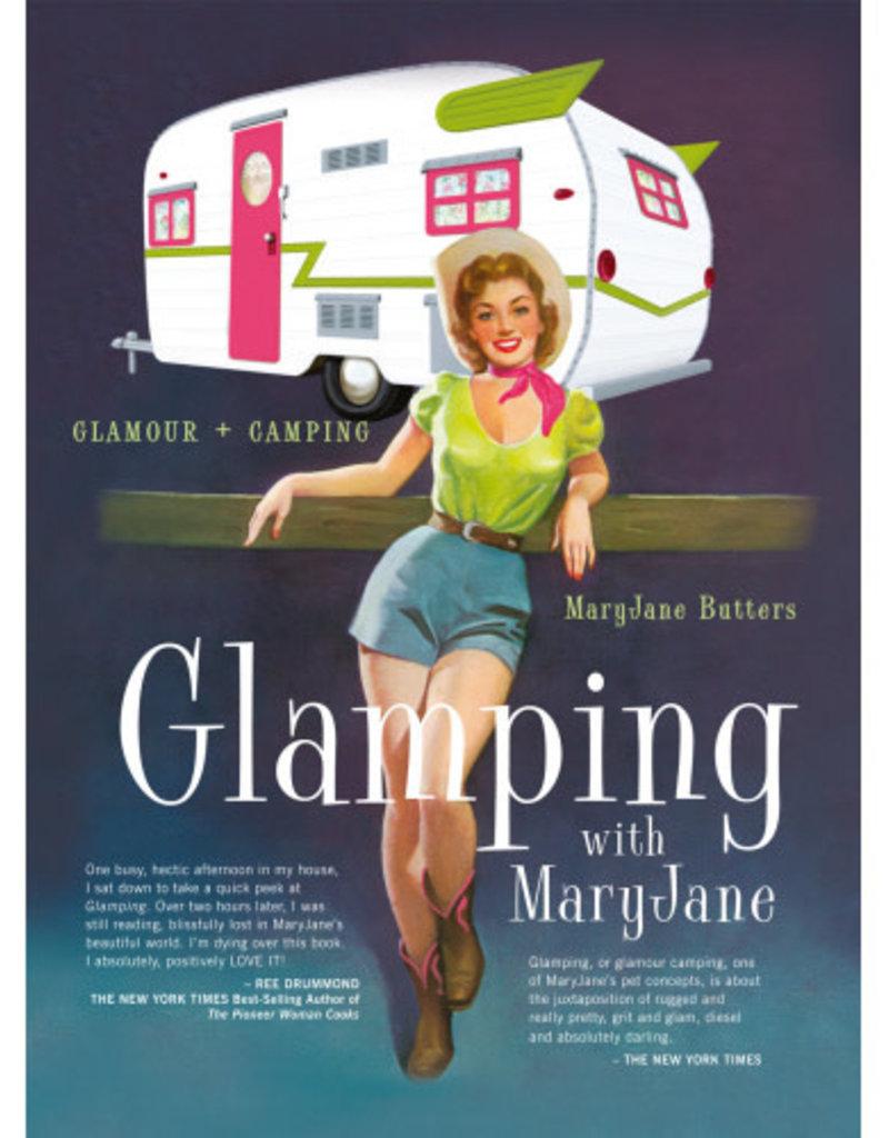 Gibbs Smith Glamping with MaryJane