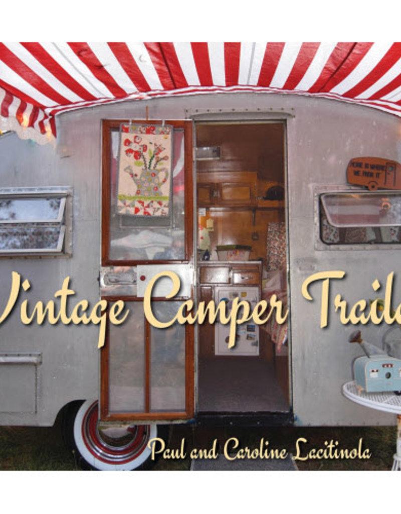 Gibbs Smith Vintage Camper Trailers
