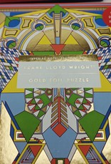 Hachette Book Group Frank Lloyd Wright Puzzle