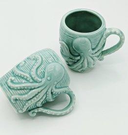 World Buyers Octopus Mug