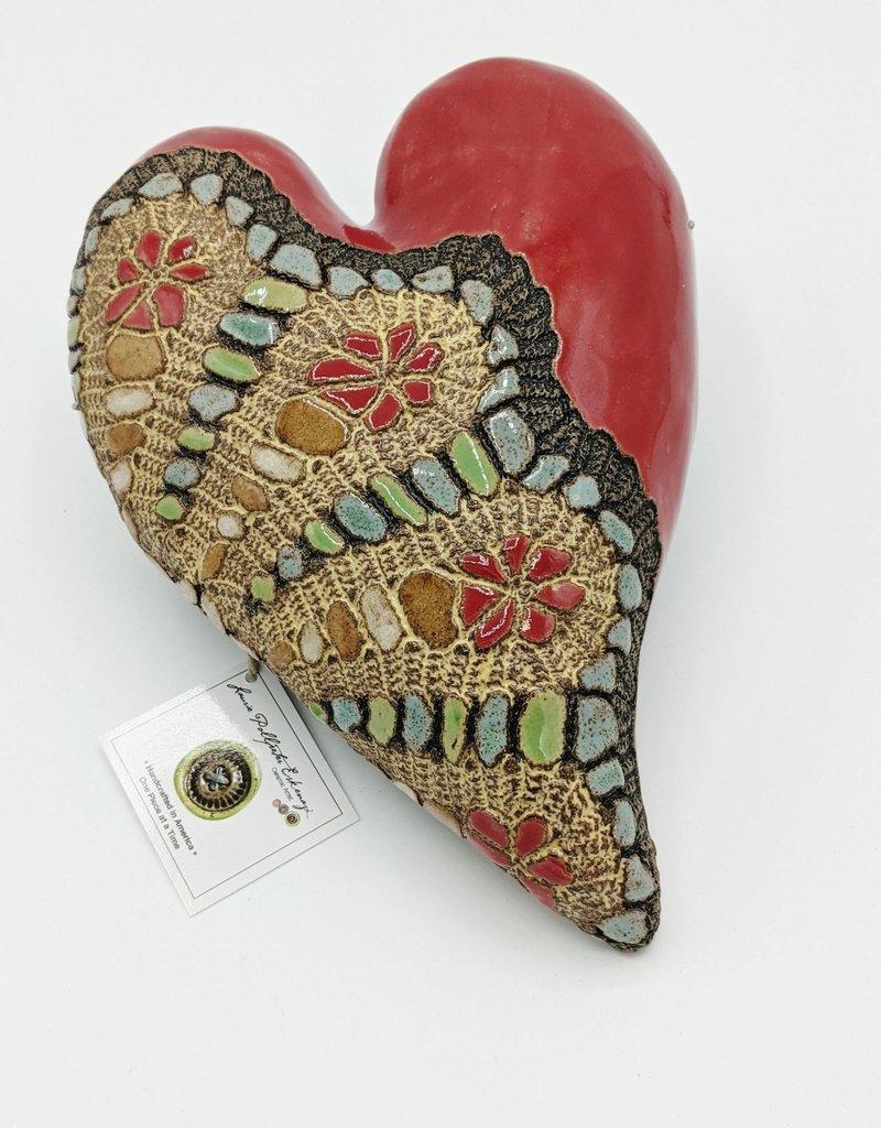 Laurie Pollpeter Eskenazi Julia's New Look Heart