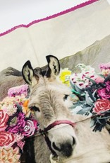 Karma Living Comfort Donkey Tea Towel