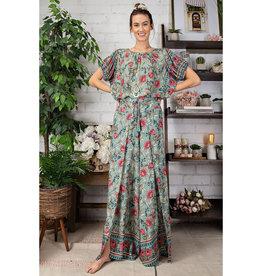 Floral Print Lounge Pants
