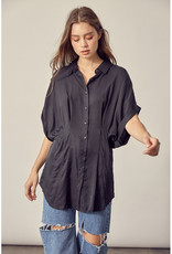 Mustard Seed Fitted Button Down Shirt