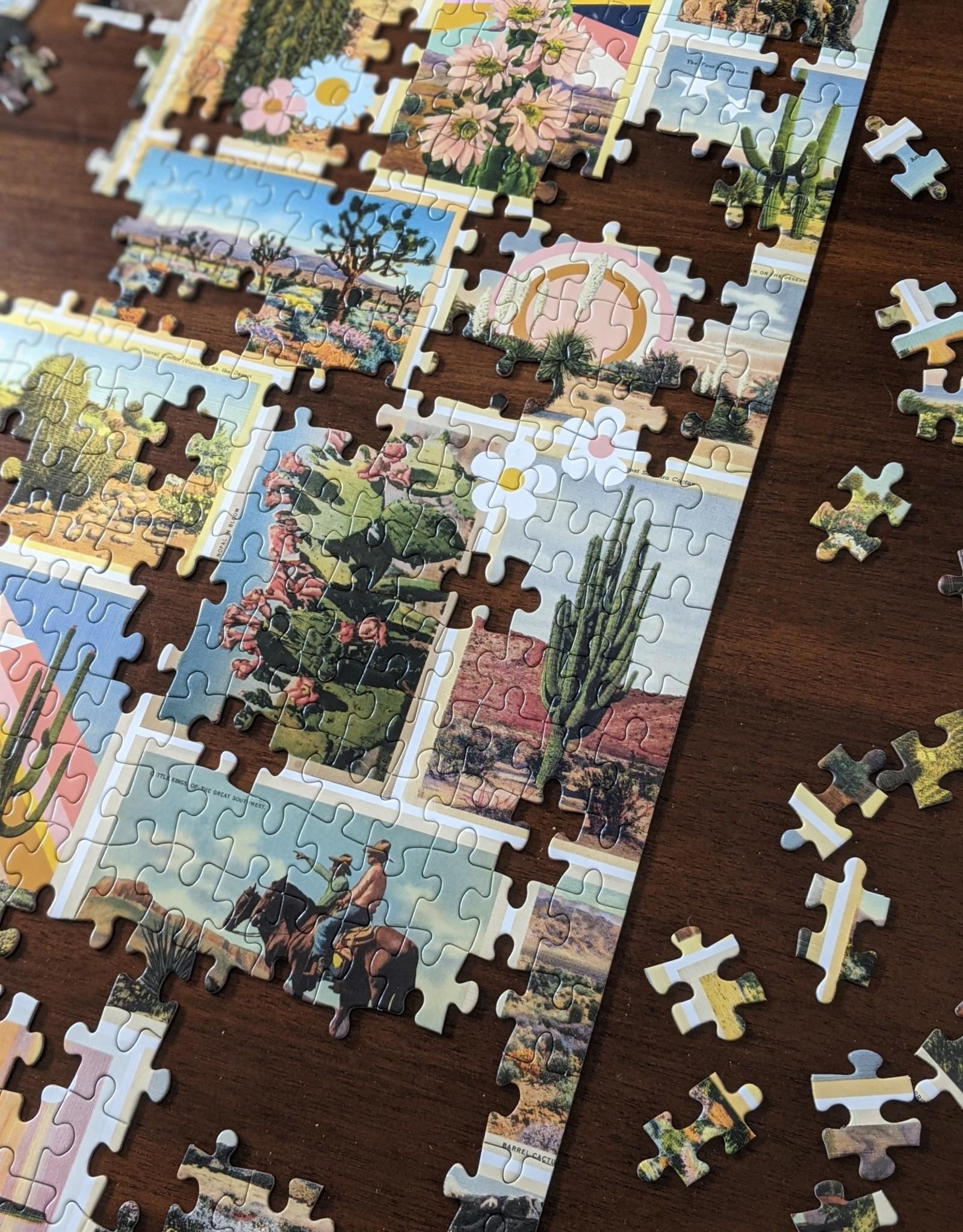 Hachette Book Group Painted Desert Puzzle