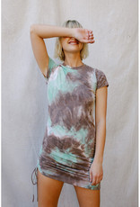 Knit Tie Dye Bodycon