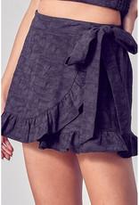 Woven Wrap Shorts