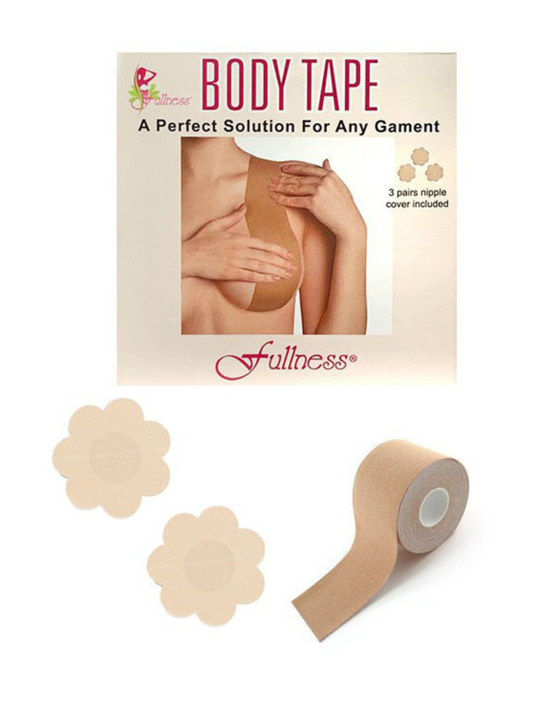 Body Tape & Nipple Cover Set