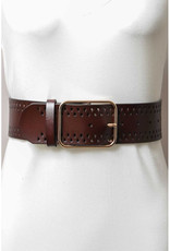 Leather Waist or Hip Belt