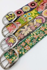 Jenny Krauss  Embroidered Belt