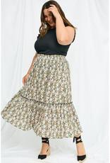Hayden Floral Boho Skirt
