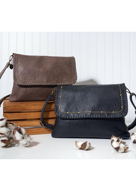 Ampere Creations Vegan Leather Savannah Crossbody