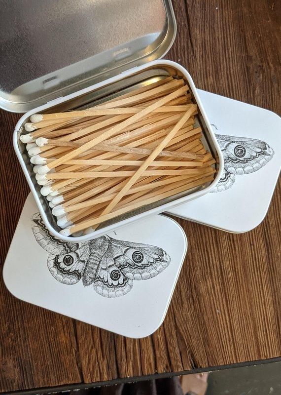 Skeem Moth Match Tin